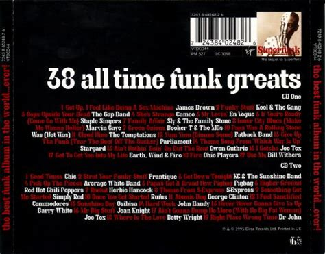 best funk albums the best funk album in the world various artists