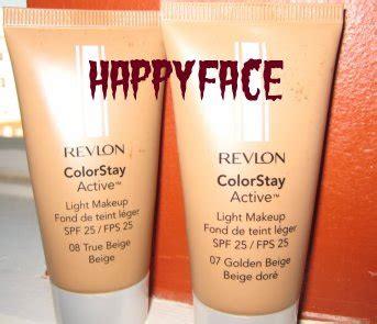 Foundation Revlon Active revlon colorstay active light makeup spf 25 mugeek
