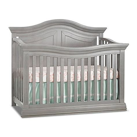 sorelle providence 4 in 1 convertible crib in grey sorelle providence 4 in 1 convertible crib in grey