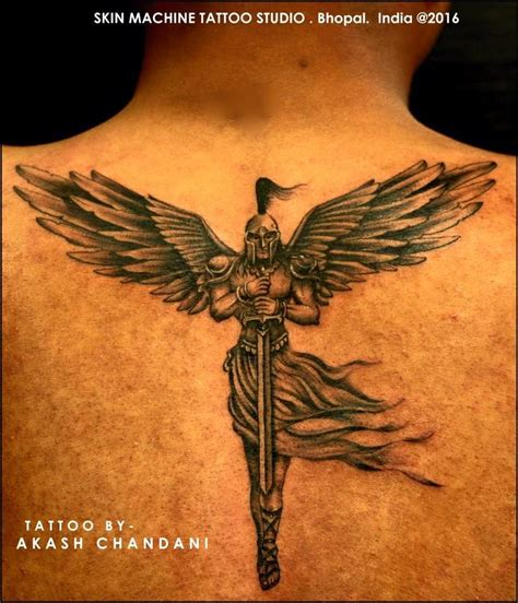 rihanna goddess wings sternum soldiers are often portrayed with wings and a sword