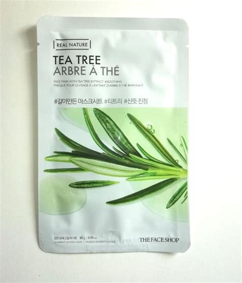 Masker Tea Tree Shop the shop mask tea tree or not