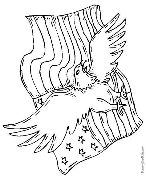 flag day coloring pages az coloring pages