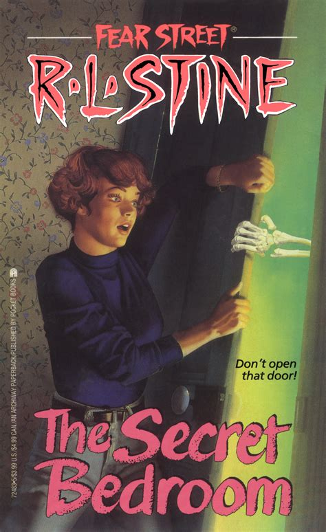 The Secret Bedroom Fear Street Ebook By R L Stine