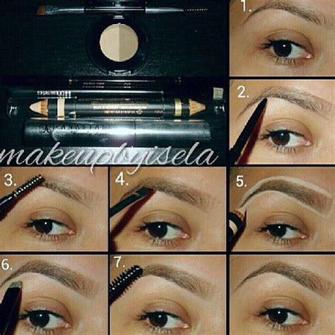 instagram outline tutorial eyebrows tutorial anastasia i love this ladies product