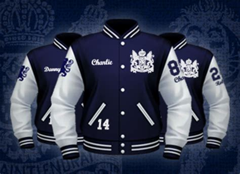 online varsity jacket design maker custom varsity jackets design your own varsity jacket