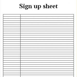 Team Sign Up Sheet Template by Business Investment Contract 10 Investment Agreement