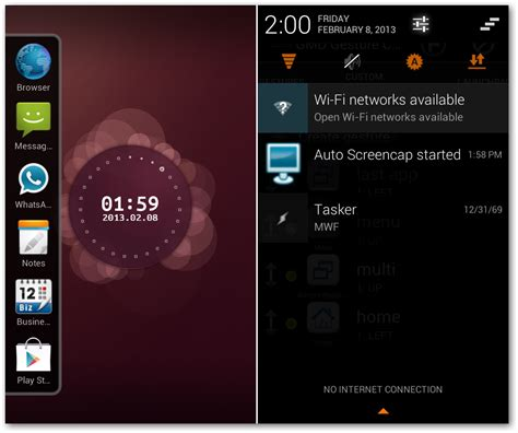 ubuntu themes for android phones give your android device an ubuntu look