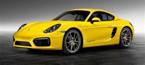 porsche cayman s yellow porsche cayman s racing yellow el amarillo est 225 de moda