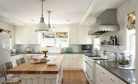 white kitchen cabinets with butcher block countertops butcher block top design ideas