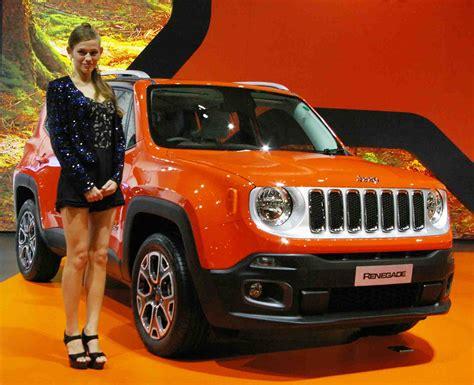 Harga Jeep Renegade Dua Varian Jeep Renegade Sudah Dijual Di Indonesia