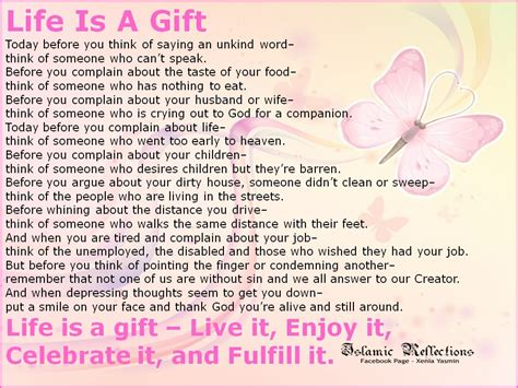 life with emily a life style blog gifts under 50 life is a gift quotes quotesgram