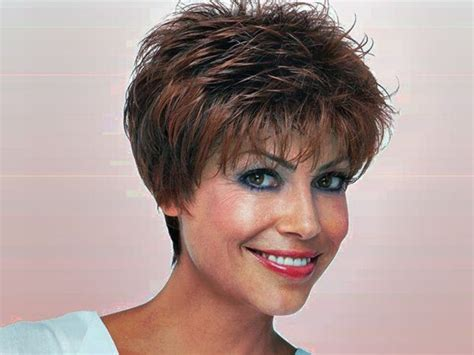 middle aged women hairstyles very short hairstyles for middle aged women medium hair