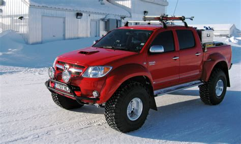 Toyota Hilux Top Gear Top Gear Toyota Hilux Wallpaper For 800x480