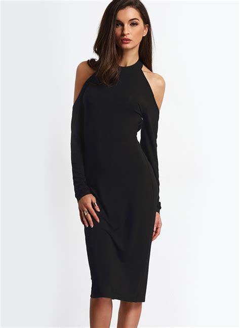 Halter Backless Dress s halter shoulder backless dress roawe