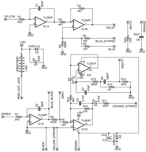 acoustic guitar pre wiring diagram new wiring diagram