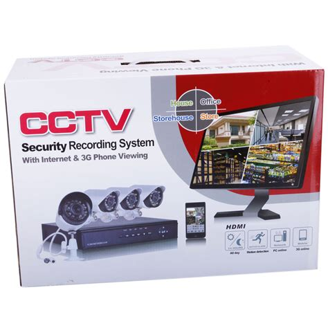 hodely 8ch 1080n hdmi dvr 1500tvl outdoor cctv home