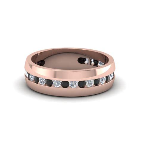 Wedding Bands Black Diamonds by Princess Cut Wedding Band Fascinating Diamonds