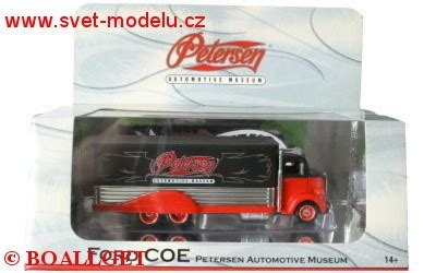 Hotwheels Ford Coe Petersen Automotive Museum ford coe petersen automotive museum black hotwheels hw l7869r svět modelů