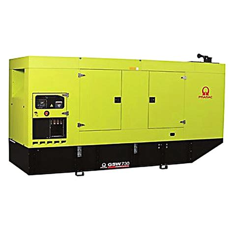 pramac gsw730m diesel generator standby diesel generator
