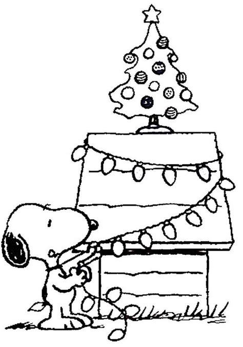 merry christmas charlie brown coloring pages charlie brown christmas coloring pages merry christmas