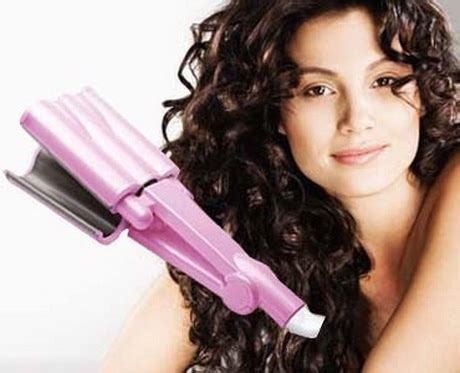Curling Iron Hairstyles by Hairstyles 3 Barrel Curling Iron