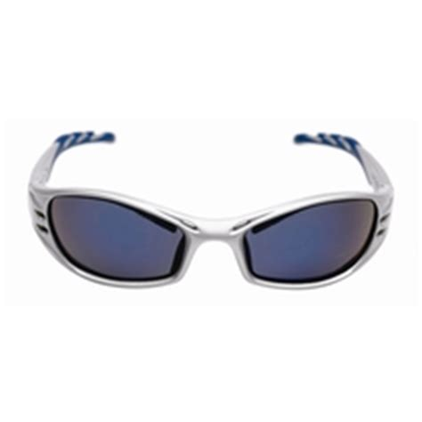 3m blue mirror fuel spectacles protective safety glasses