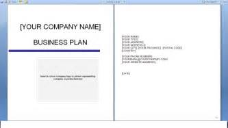 free business plan templates free business plan template tvonline5