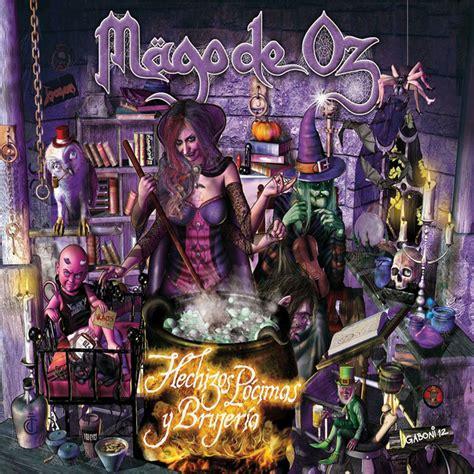 imagenes ocultas portadas mago de oz mago de oz hechizos pcimas y brujera la portada del disco