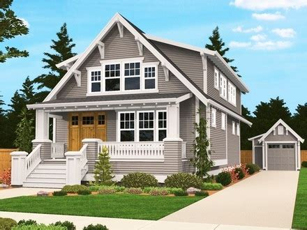 old craftsman house plans bungalow cottage house plans craftsman bungalow house