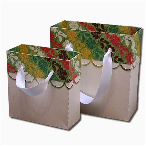 Fold Paper Bag - fold bags paper crafts bags