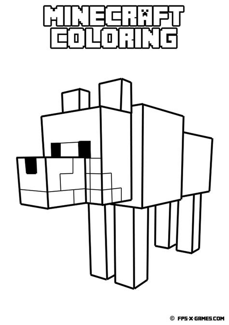 big minecraft coloring pages a big spider minecraft style from the gallery