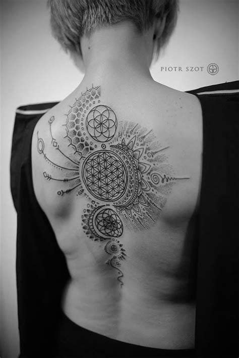 32 Inspiring Sacred Geometry Tattoos | Amazing Tattoo Ideas