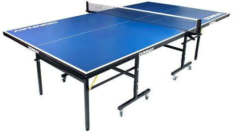 outdoor ping pong table reviews donnay indoor outdoor table tennis table review