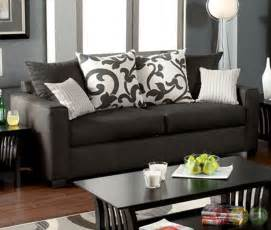 gray living room set colebrook contemporary medium gray living room set with