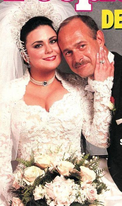 hollywood actress wedding photos actress delta burke and actor gerald mcraney have been