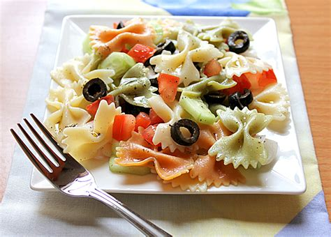 cold pasta salad cold pasta salad recipe 4 2 5
