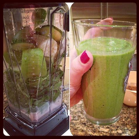 Green Juice Detox Vitamix by Joining The Juice Crew Juice Guru Cleanse Day 2