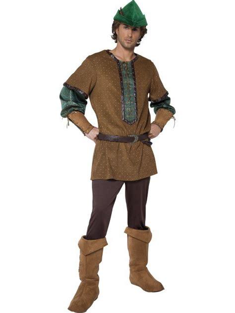 robin hood tales   england costume
