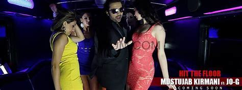 Hit The Floor Song by Mustujab Kirmani Mk Ft Jo G Hit The Floor Official