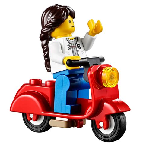 Size Of Three Car Garage a lego vespa yours for just 22 000 scooterfile