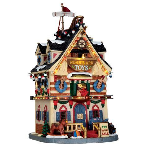 lemax village collection christmas village building noah