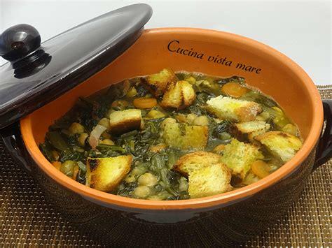 cicoria ricette di cucina ricerca ricette con zuppa di cicoria giallozafferano it