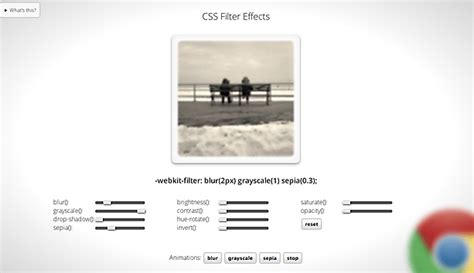 webkit tutorial image filters