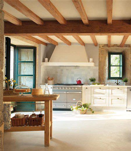 encimera baño madera rustica 17 mejores ideas sobre cocinas rusticas de obra en