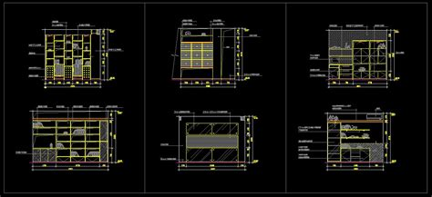 autocad room design study room design drawings v 1 cad drawings cad