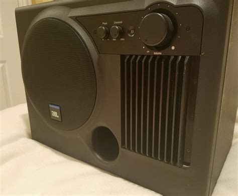 Speaker Subwoofer A D S jbl sub 6 active powered subwoofer speaker sub 6 home theater what s it worth