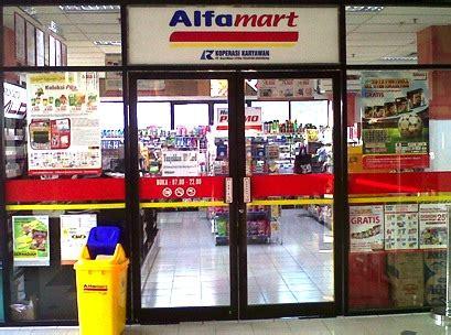 Teh Alfamart alfamart