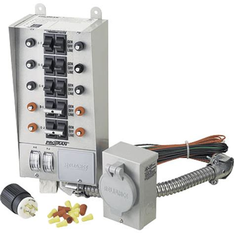 31410crk reliance pro 30a manual transfer switch kit
