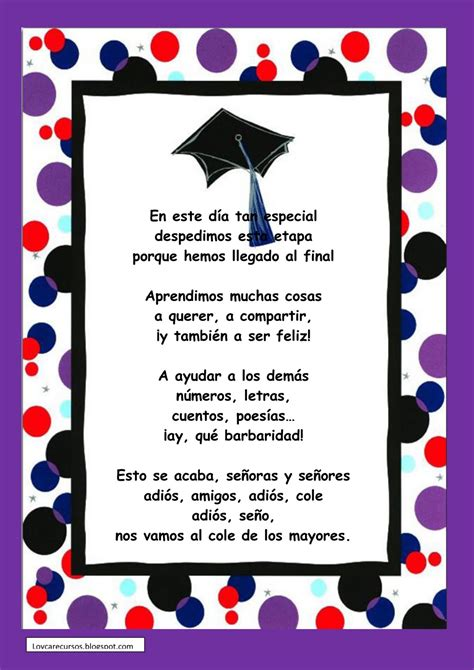 canciones de egresados de secundaria 2016 poemas de graduacion poemas