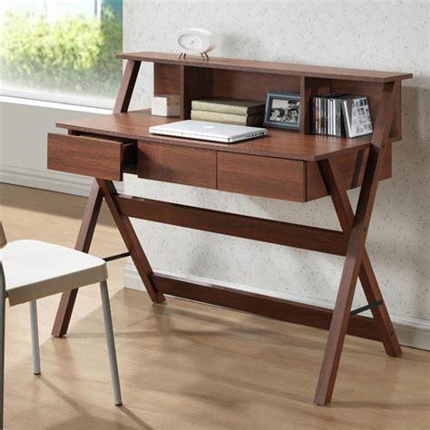 Baxton Studio Crossroads Oak Desk 28862 5439 Hd The Home Oak Studio Desk